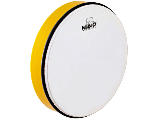 "ABS Hand Drum, 10"" - Yellow"