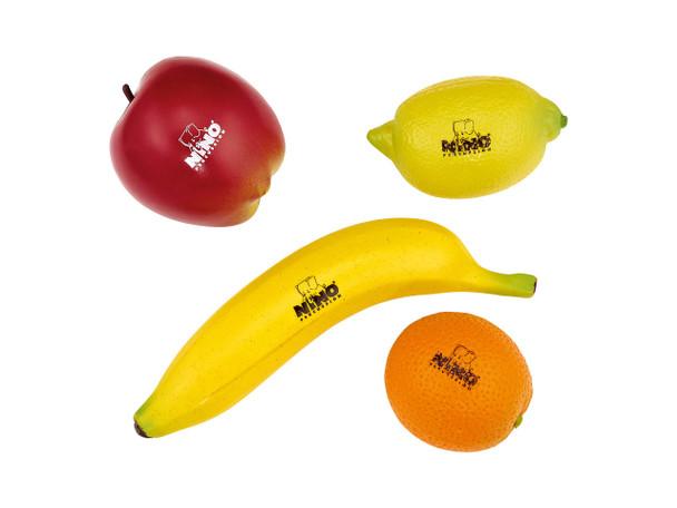 """""""Fruit"""" Shaker Assortment - 4 Pcs."""