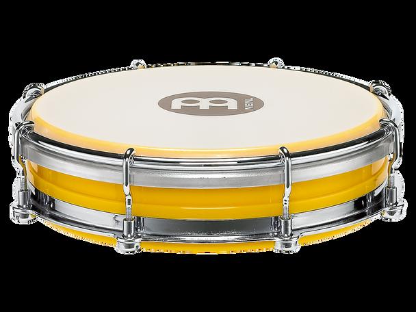 """6"""" Floatune Tamborim with Synthetic Head - Yellow"""