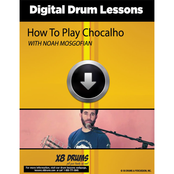 Lesson Download: How To Play Chocalho