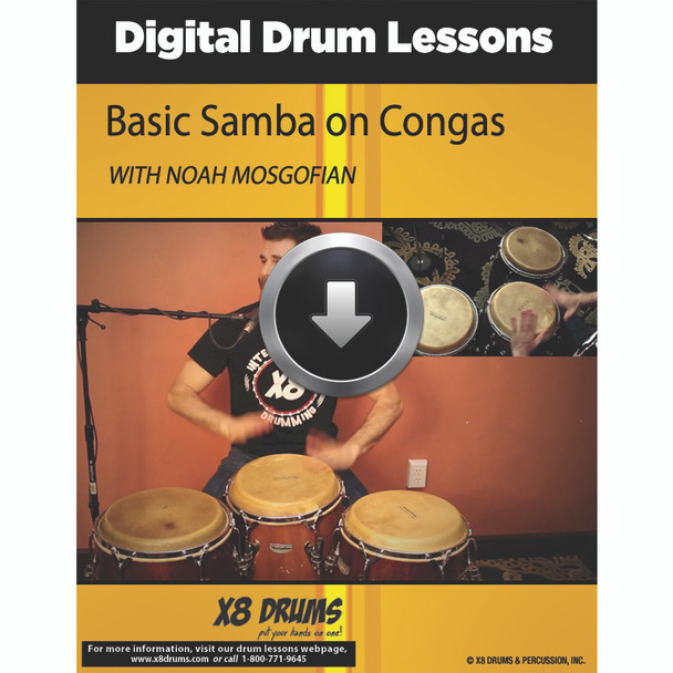 Basic Samba for Congas