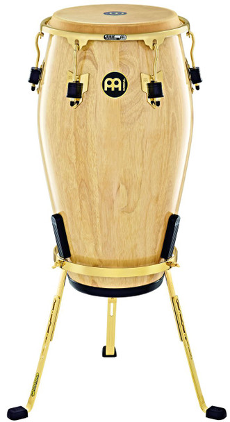 "Meinl Percussion Marathon Exclusive Series 12"" Conga , W/Stand/Gold Tone Hardware"