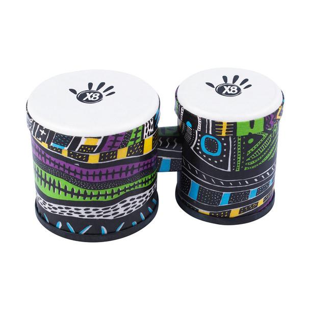 X8 Drums Island Kids Bongos