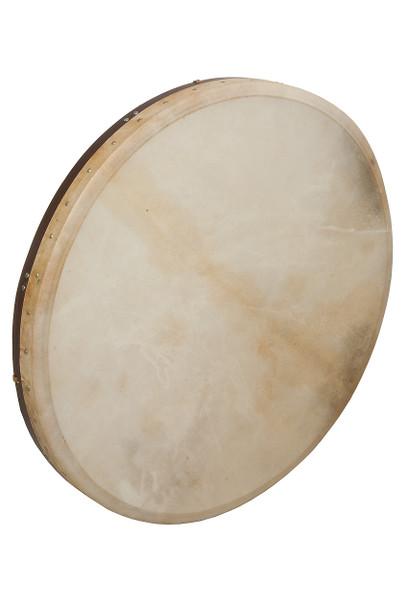 "DOBANI Tunable Goatskin Head Wooden Frame Drum w/ Beater 30""x2"""