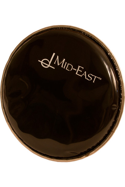 "Mid-East Synthetic Head for Aluminum Doumbek 6.5"" Black"
