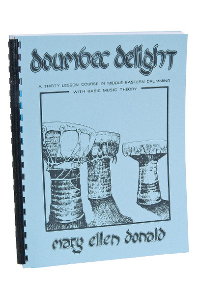 Doumbek Delight Book by Mary Ellen Donald