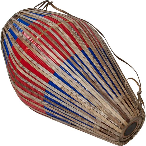 banjira Colorful Fiberglass Khol Drum *Blemished