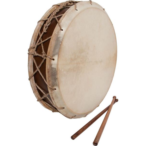 "EMS Tabor Drum w/ Sticks 14"""