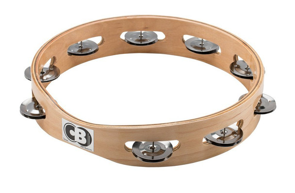 CB Drums 4033 Tambourine 8 - Inch