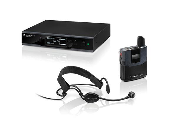 Ewd1Presentersetme3 Headmic 2.4 Ghz 100Mw