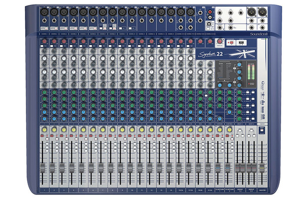 22 Channel Mixer
