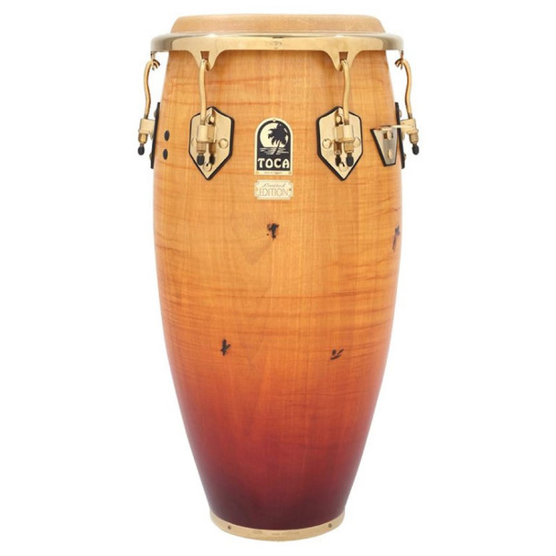 Toca Limited Edition 11-3/4 in. Conga, Burnished Maple
