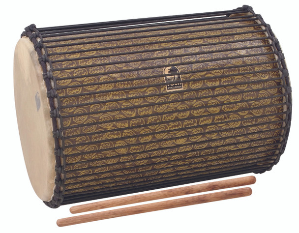 Toca Freestyle Dundun with Mallets. 12 in. Sangban
