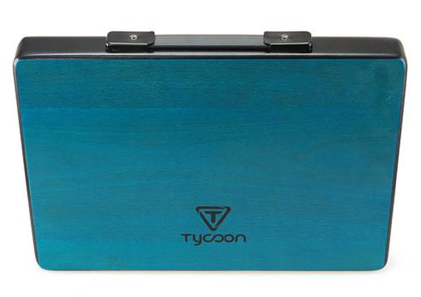 Tycoon Percussion Portable Cajon Practice Pad