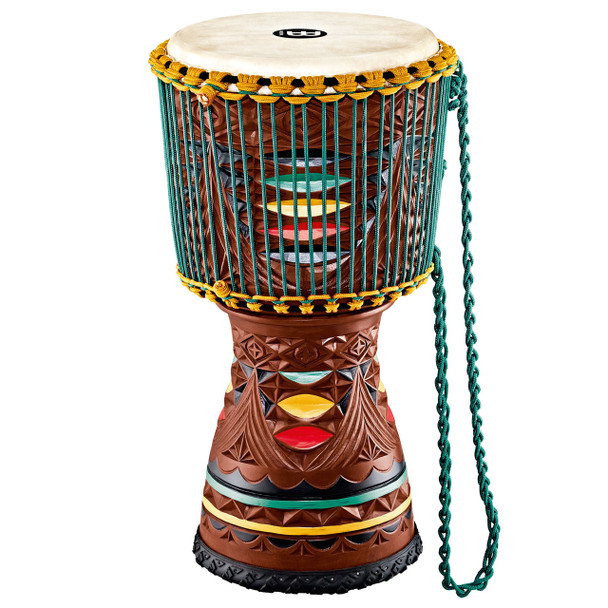 Meinl Artisan Edition Tongo Carved Djembe