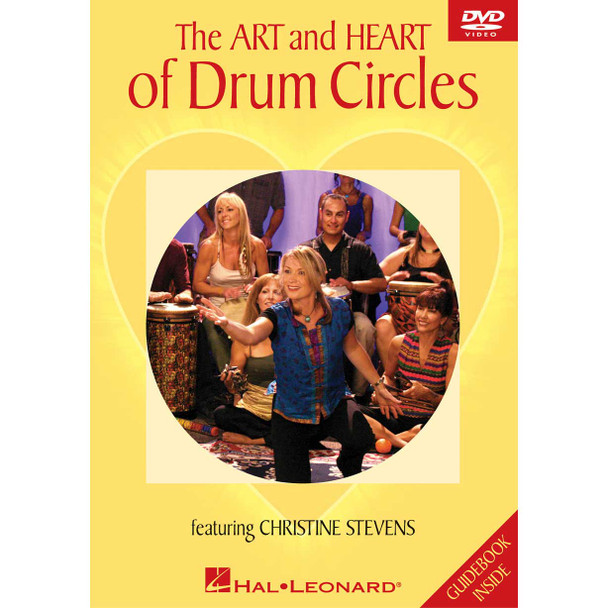 The Art and Heart of Drum Circles DVD by Christine Stevens