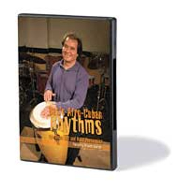 Basic Afro-Cuban Rhythms for Drum Set and Hand Percussion DVD