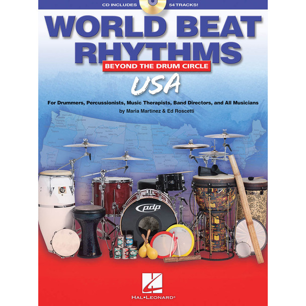 World Beat Rhythms å_åÑåÐ U.S.A. Beyond the Drum Circle, Book/CD