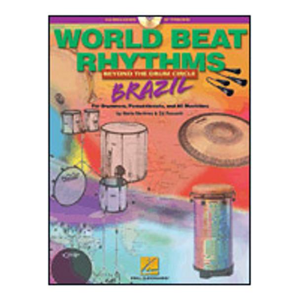 World Beat Rhythms: Beyond the Drum Circle å_åÑåÐ Brazil, Book/CD