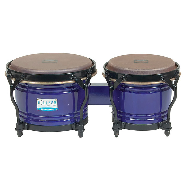 Rhythm Tech RT 5600 Eclipse Bongos - Blue