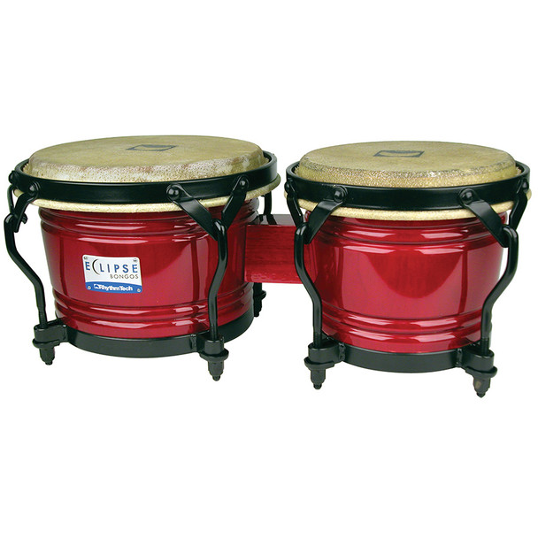 Rhythm Tech RT 5600 Eclipse Bongos - Red