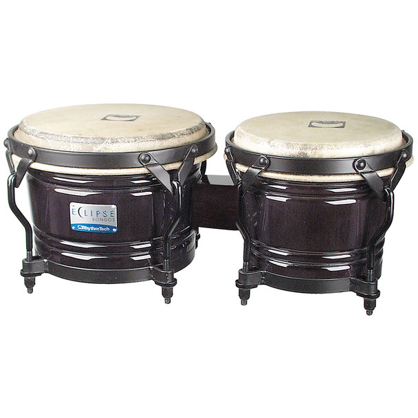 Rhythm Tech RT 5600 Eclipse Bongos - Black