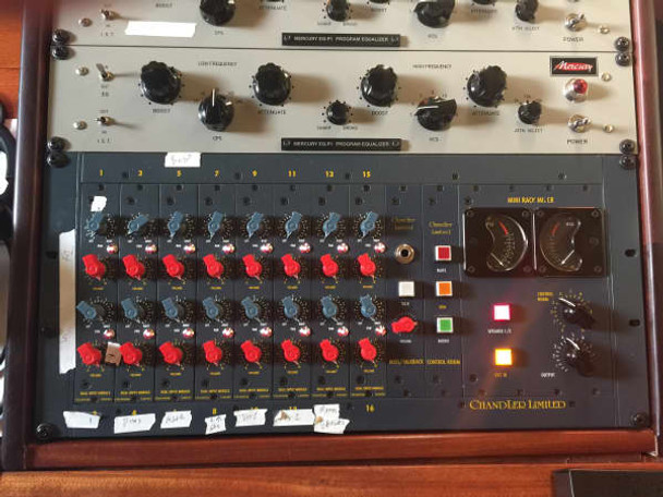 Chandler Limited Mini Rack Mixer with PSU-2 Power Supply