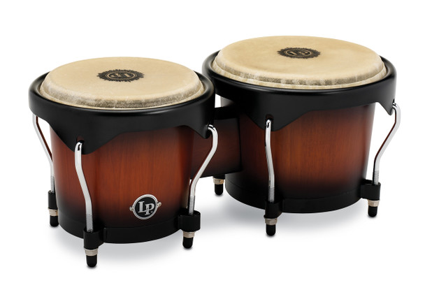 LP City Series Wood Bongos (LP601NY-VSB)