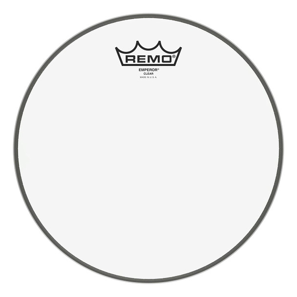 Remo Emperor Clear Drum Head - 10 Inch (BE-0310-00)
