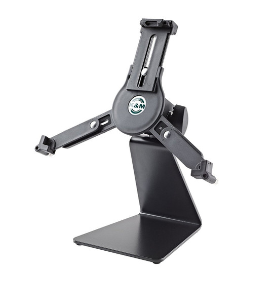 K & M Universal Tablet Holder - Table/Desk Stand (19792)