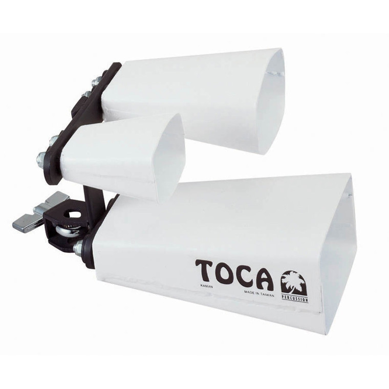 Toca Triple Fusion Bells with Mount