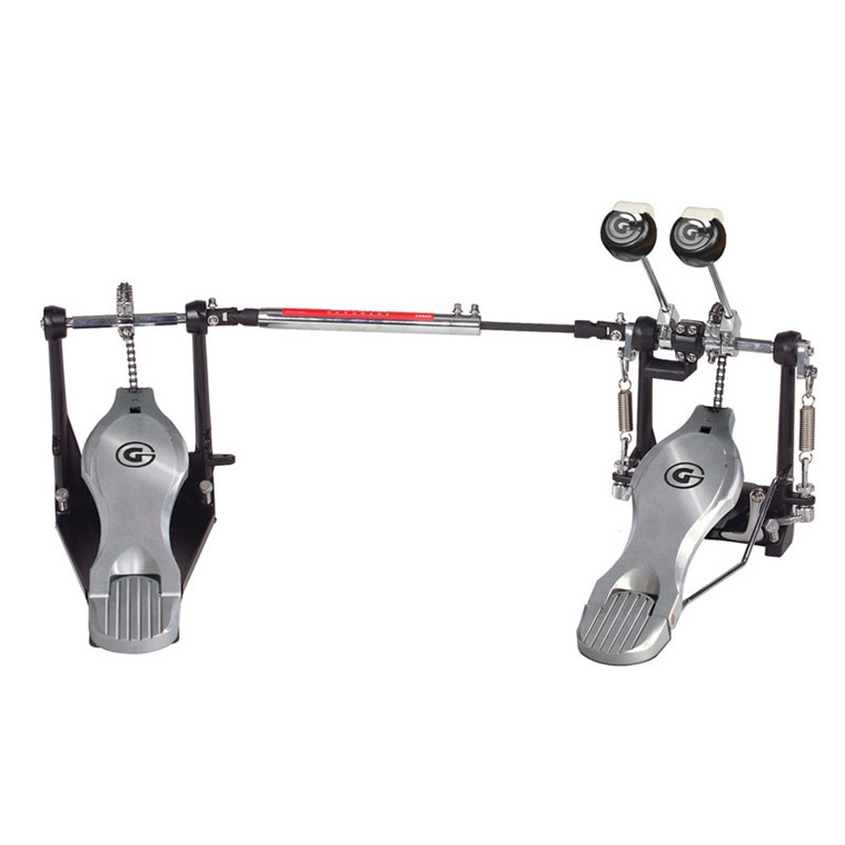 Gibraltar 5711DB Single Chain CAM Drive Double Bass Drum Pedal