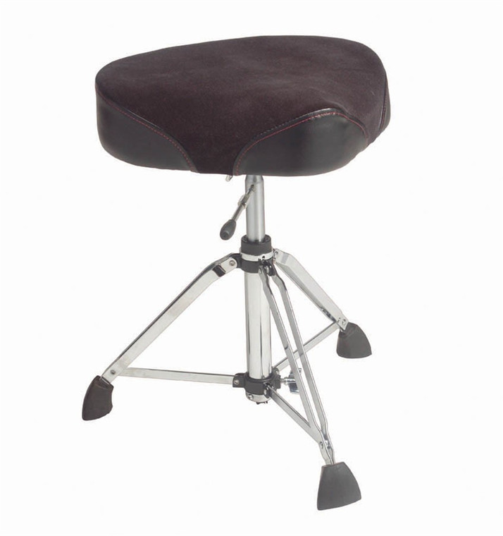 Gibraltar Pro Series Hydraulic Motorcycle Style Drum Throne