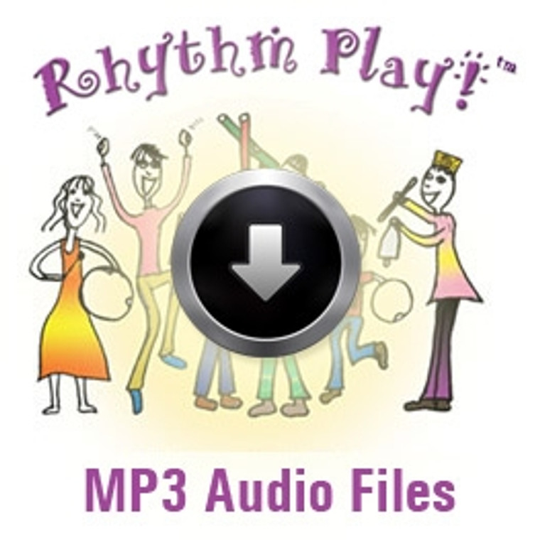 Rhythm Play! MP3 Audio Files