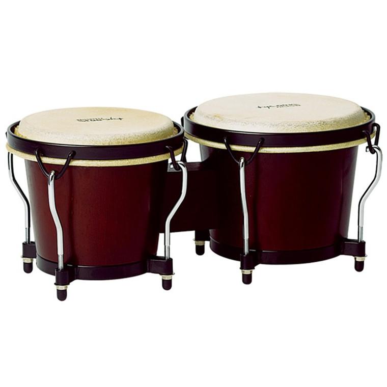 Tycoon Percussion Ritmo Series Bongos, Mahogany