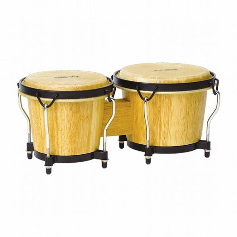 Tycoon Percussion Ritmo Series Bongos, Natural