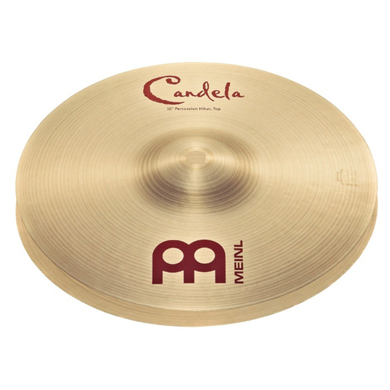 Meinl Candela Percussion Hi-Hat for Cajon Players