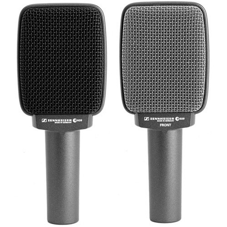 Sennheiser E609 Drum/Instrument Microphone