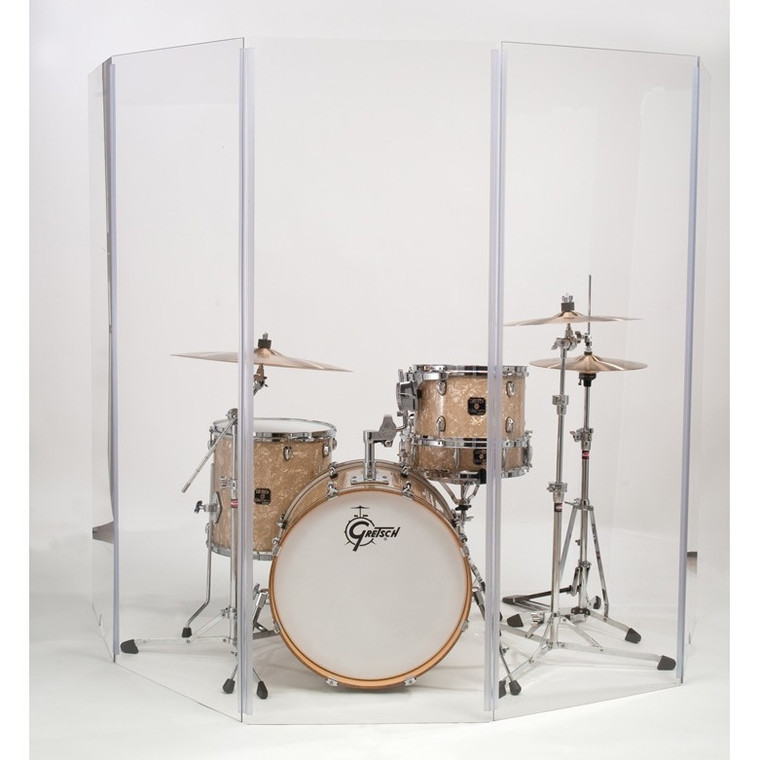 Gibraltar Drum Sound Shield
