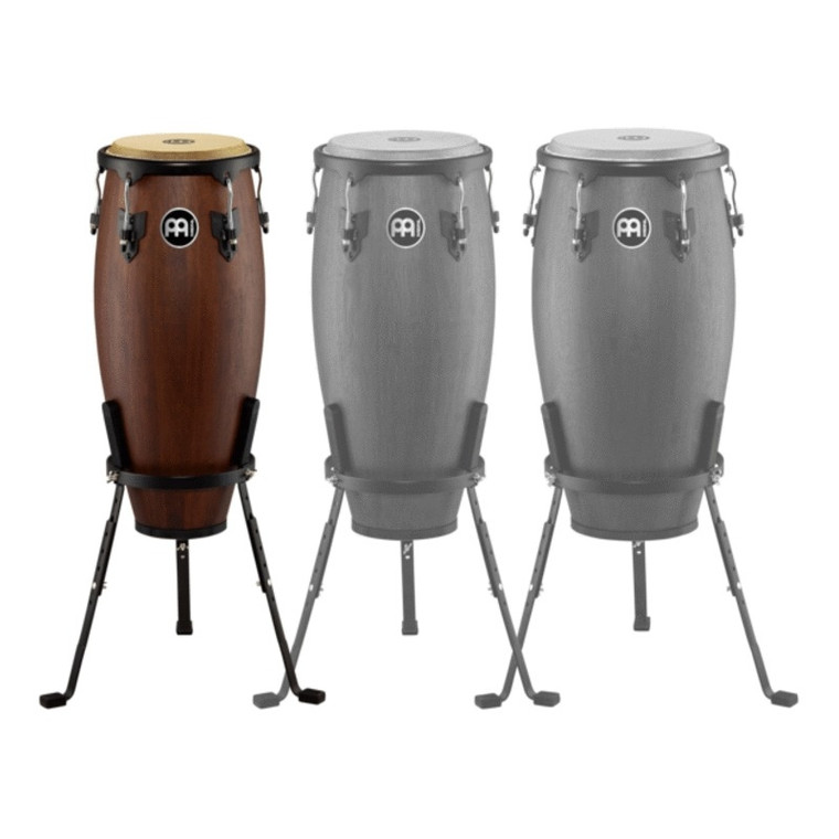 "Meinl Designer Series Vintage Wine Barrel 10"" Nino Conga with Stand"