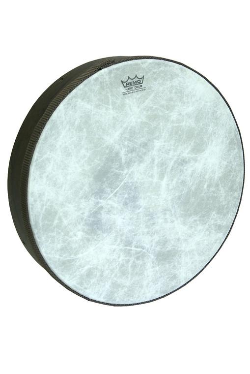 """Remo Fiberskyn 3 Frame Drum, 12"""" Diameter, 2.5"""" Deep"""