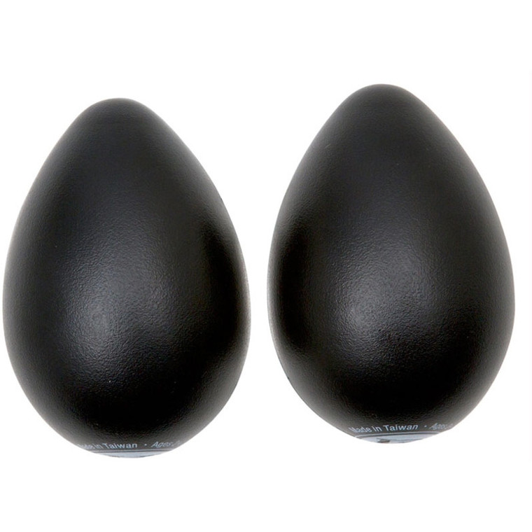 LP Egg Shakers, Black, 36-pcs