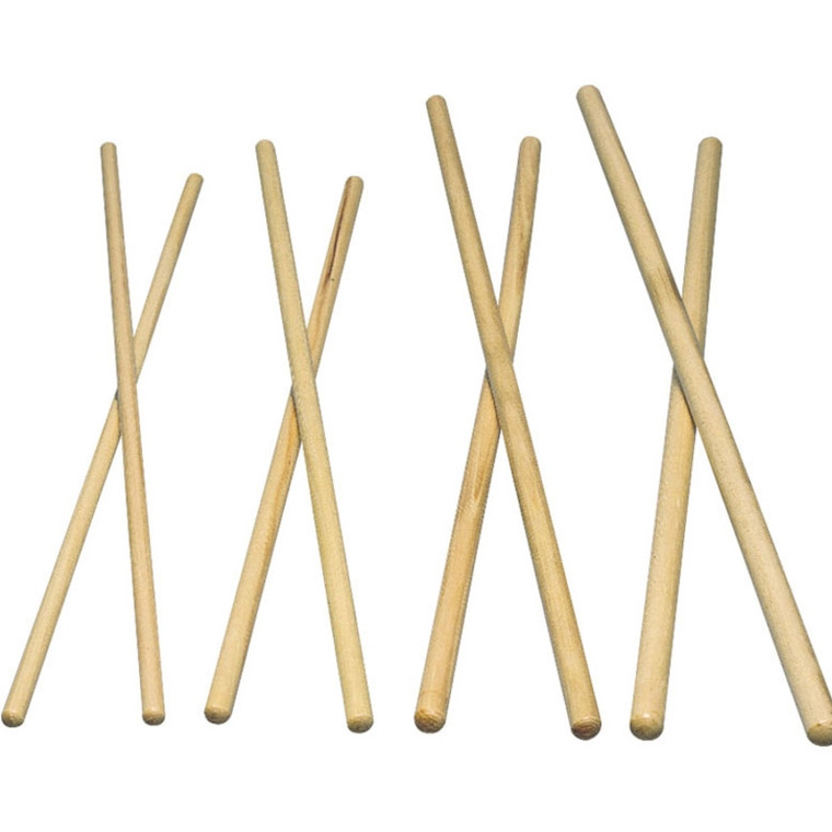 """LP Wood Timbale Stick, Hickory, 1/2"""" x 16-6/8"""""""