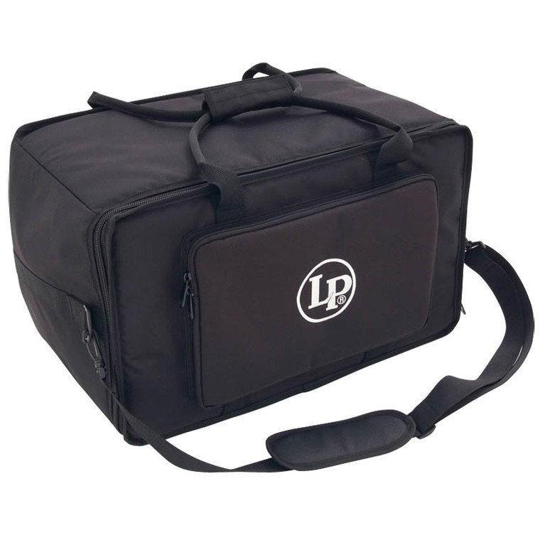 LP Cajon Bags to transport drum
