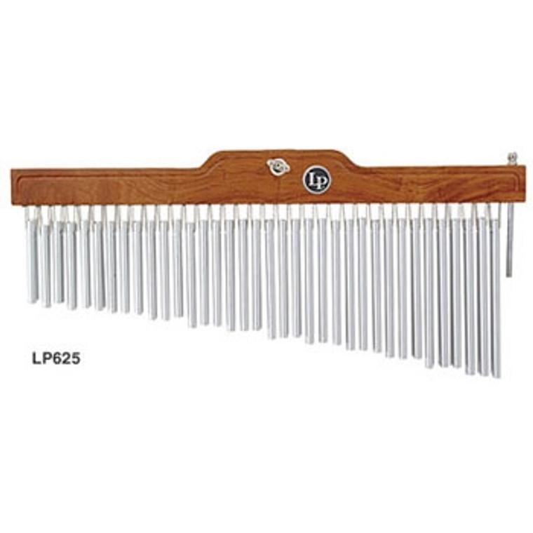 LP Whole-Tone Bar Chimes, Double Row, 72 Bars