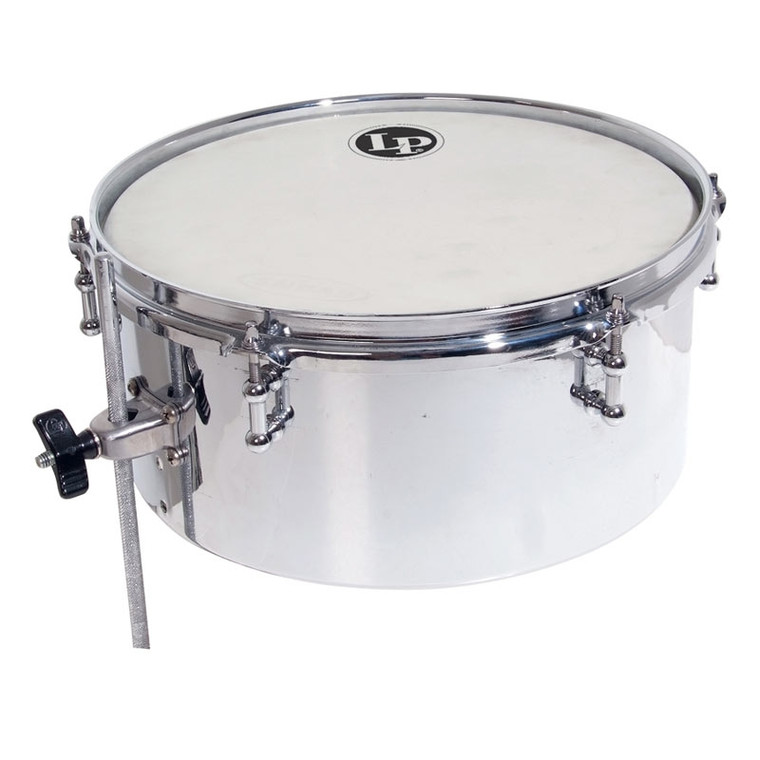 LP Drumset Timbales, Chrome
