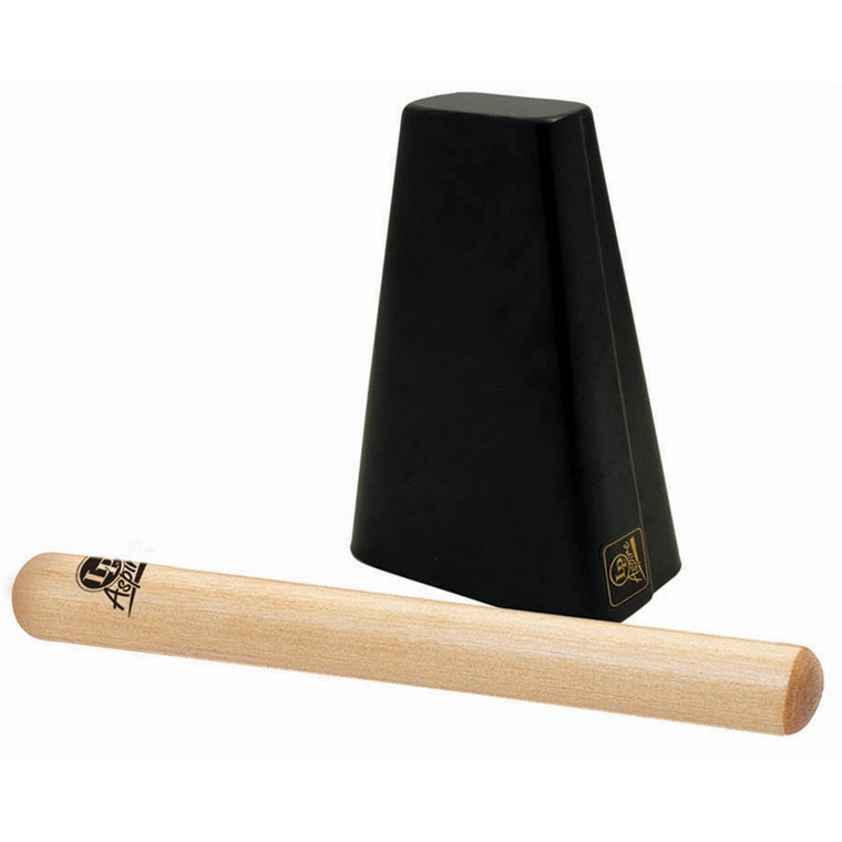 """LP Aspire 5 3/4"""" Cha-Cha Cowbell With Beater"""