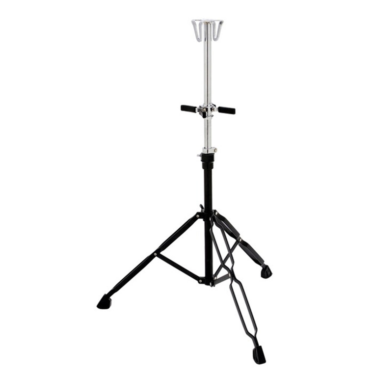LP Aspire Slide Mount Double Conga Stand