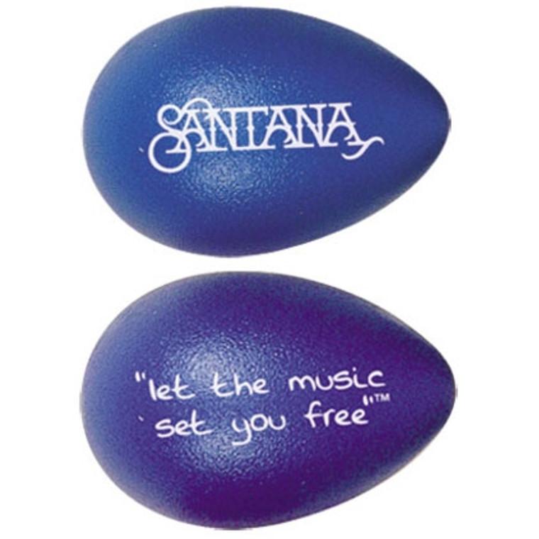 LP Rhythmix Santana Egg Shakers, Blueberry
