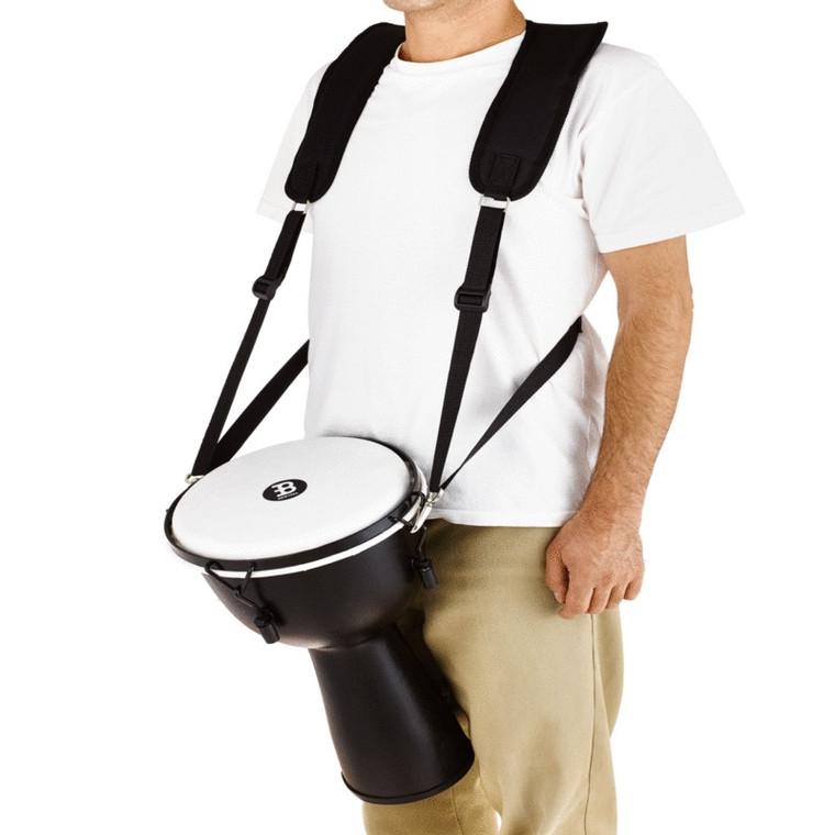 Meinl Professional Djembe Shoulder Strap, Black